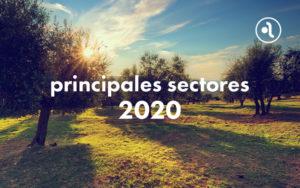 sectores etiquetas 2020